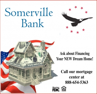 Ask about Financing Your New Dream Home!