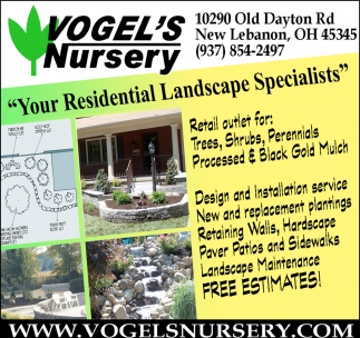 Your Residential Landscape Specialists