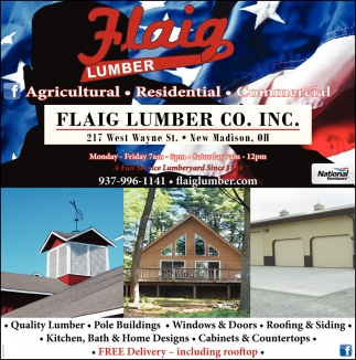 Agricultural - Residential - Commercial