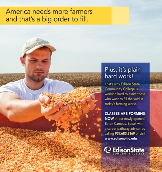 America needs more farmers and that's a big order to fill