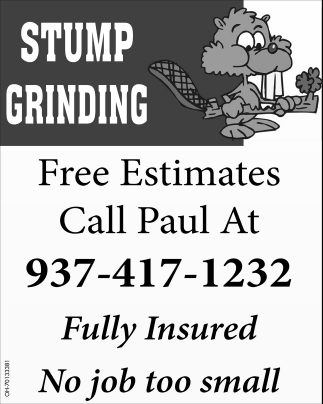 Free Estimates Call Paul