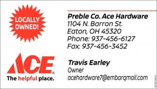 Travis Earley ~ Owner
