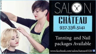 Tanning and nail packages available