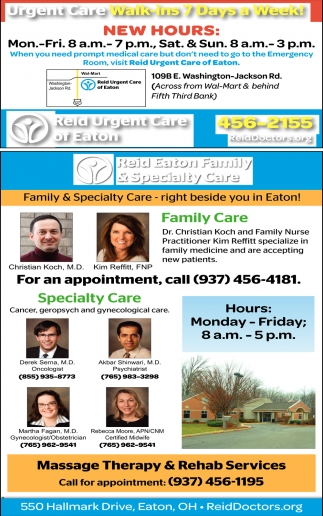 Family & Specialty Care