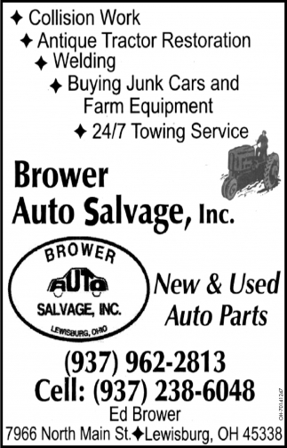 New & Used Auto Parts