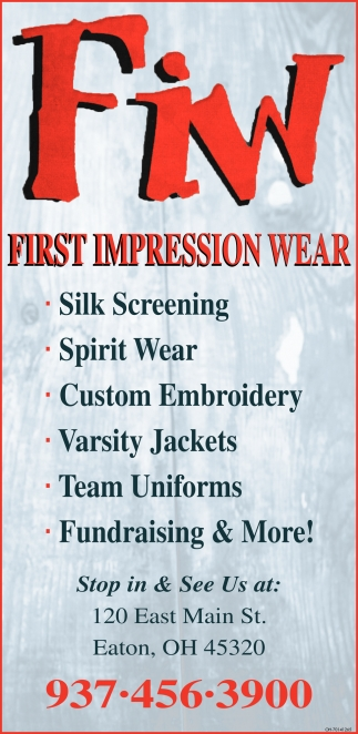 Varsity Jackets, Team Uniforms, Fundraising and More!