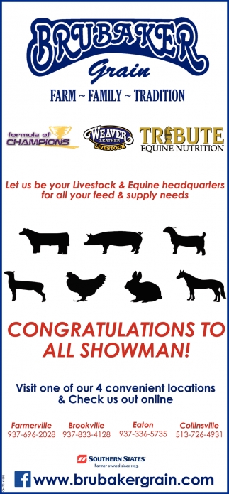 CongratulationsTto All Showman