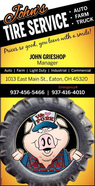 John Grieshop, Manager