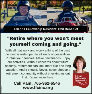 Retire where you won't meet yourself coming and going
