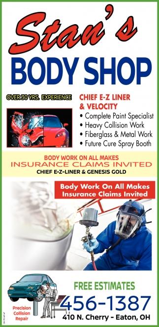 Chief E - Z Liner & Velocity