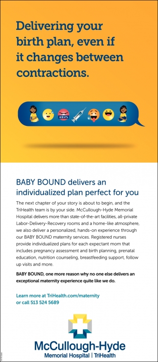 Delivering your birth plan, even if it changes between contractions