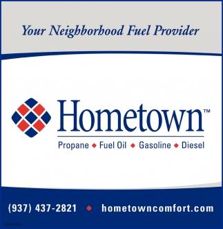 Your Neighborhood Fuel Provider