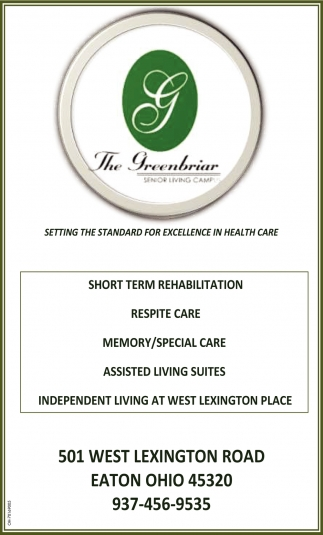 Setting the standard for excellence in health care
