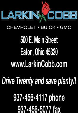 Drive Twenty and save plenty
