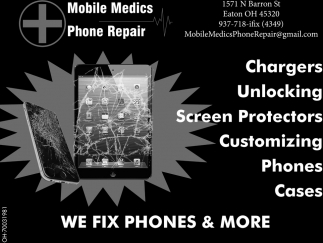 We Fix Phones & More