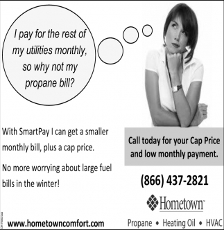 Call today for your Cap Price and low monthly payment
