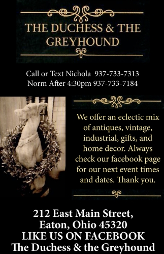 Antiques, Vintage, Industrial, Gifts, and Home Decor, The Duchess ...