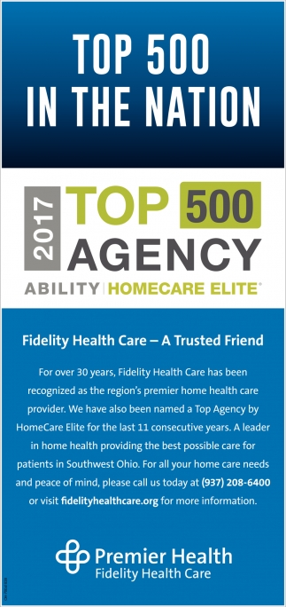 Premier home health care provider