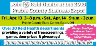 2018 Preble County Business Expo!