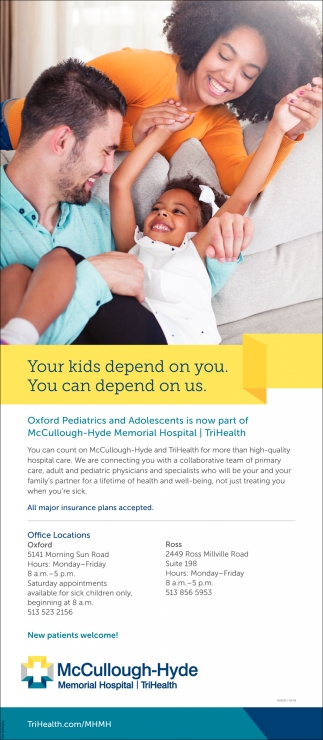 Oxford Pediatrics and Adolescents