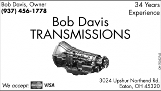Quality Transmission Repair
