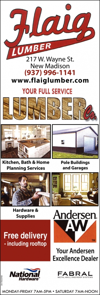 Your full service lumber