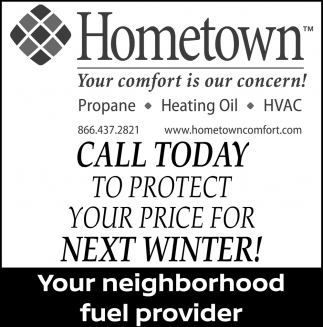 Propane, Heating Oil, HVAC