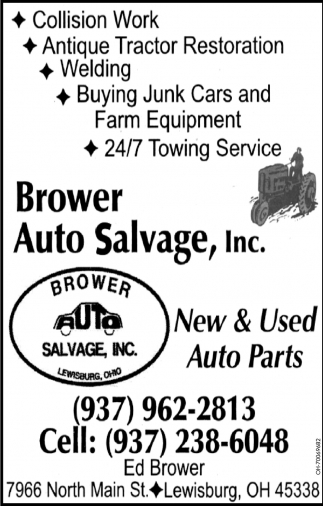 New & Used Auto Parts