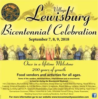 Bicentennial Celebration