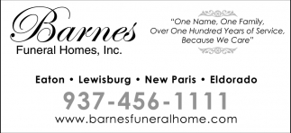 Provides funeral, memorial, personalization, aftercare, pre-planning and cremation services