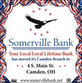 Your Local Loyal Lifetime Bank