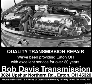 Quality Transmission Repair