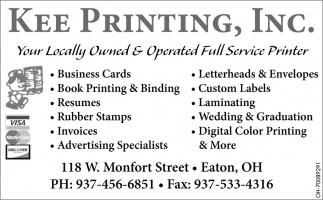 Full Service Printer