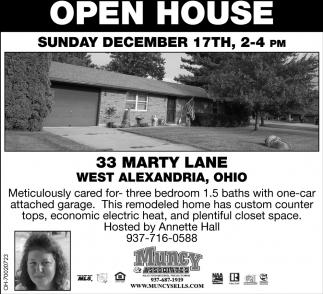 33 Marty Lane, West Alexandria