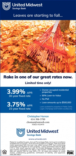 Great Rates