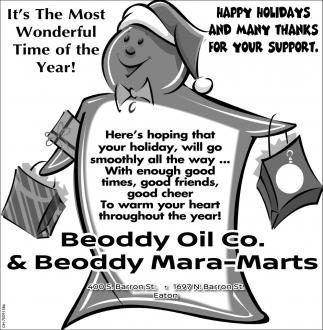 Beoddy Mara-Mart