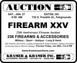 Firearm XXV