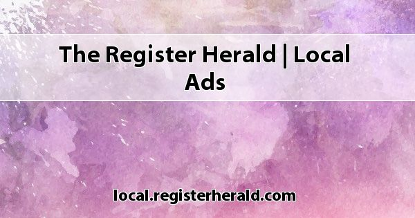 The Register Herald | Local Ads